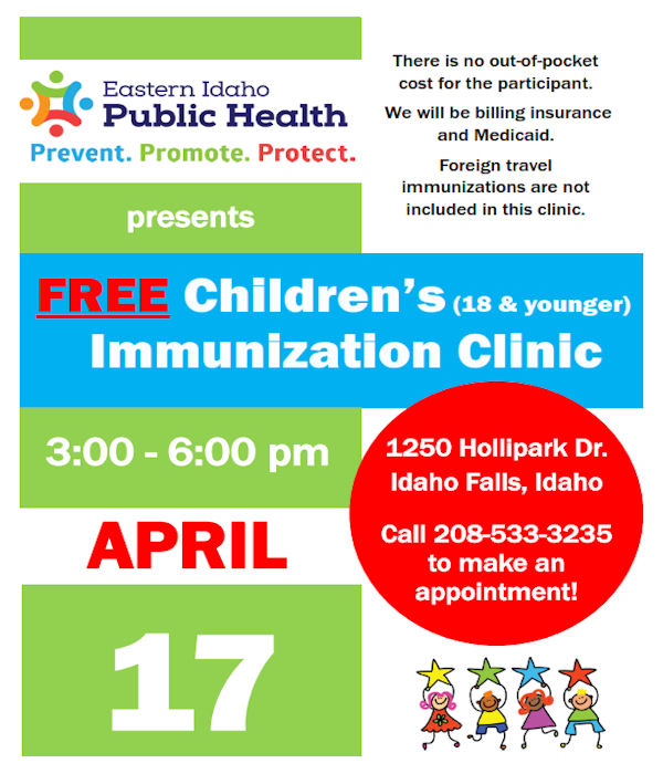 Free Imms Clinic